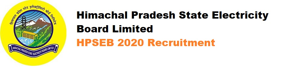 Photo of HPSEB Recruitment 2020: 1892 New Vacancies for Junior T/Mates & Junior Helper Posts, Himachal Pradesh