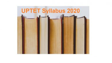 Photo of UPTET Syllabus 2020 (Paper 1 & Paper 2) Important Topic and Exam