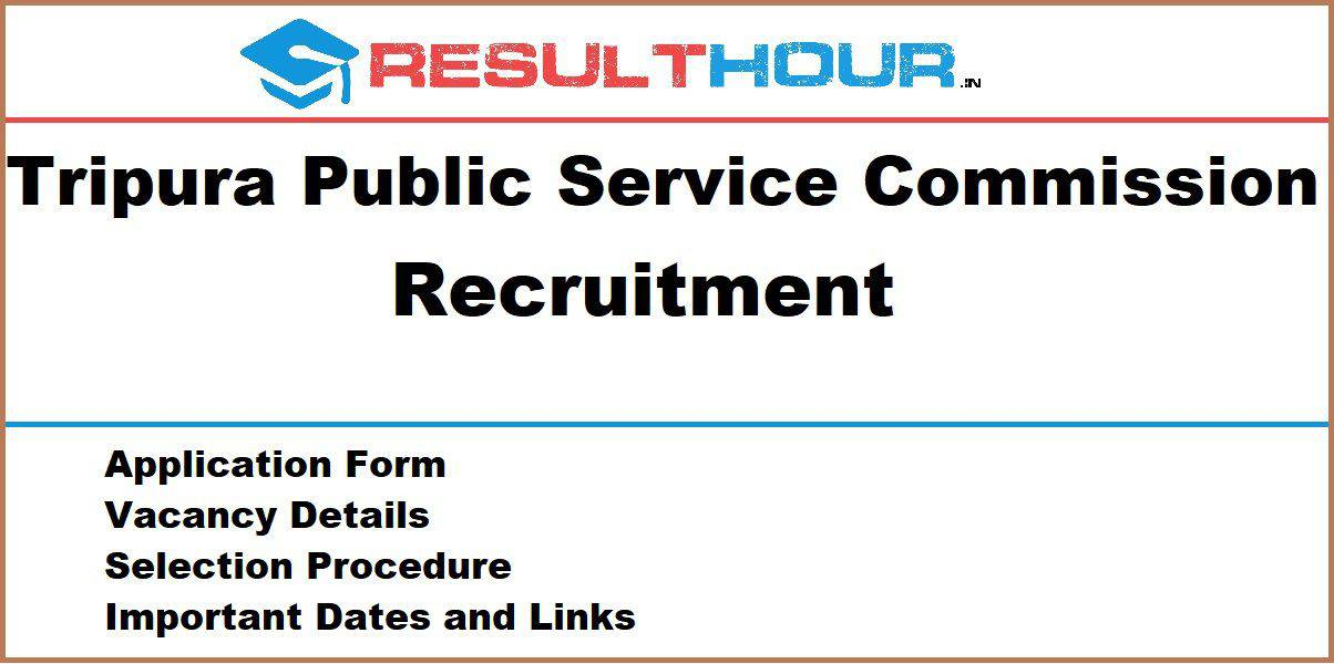 Photo of TPSC Personal Assistant Group C Tripura Online Form